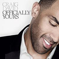 Craig David - Officially Yours cover