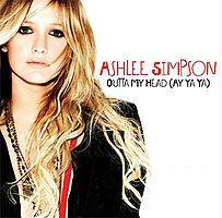 Ashlee Simpson - Outta My Head (Ay Ya Ya) cover