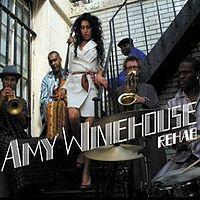 Amy Winehouse - Rehab cover