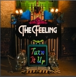 The Feeling - Turn It Up cover