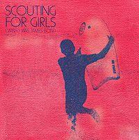 Scouting For Girls - I Wish I Was James Bond cover