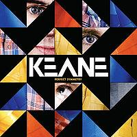 Keane - Perfect Symmetry cover