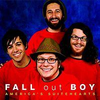 Fall Out Boy - America's Suitehearts cover