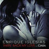 Enrique Iglesias ft. Ciara - Takin' Back My Love cover