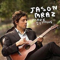 Jason Mraz - Make It Mine cover