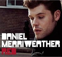 Daniel Merriweather - Red cover