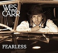 Wes Carr - Fearless cover