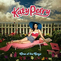 Katy Perry - One Of The Boys cover