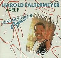 Harold Faltermeyer - Axel F (instrumental) cover