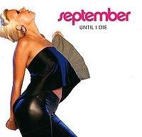 September - Until I Die cover