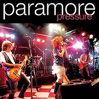 Paramore - Pressure cover