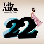 Lily Allen - 22 cover