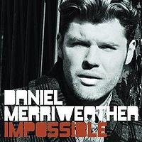 Daniel Merriweather - Impossible cover
