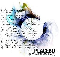 Placebo - The Never-Ending Why cover