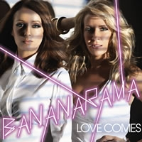 Bananarama - Love Comes cover