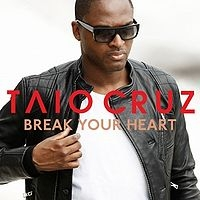 Taio Cruz - Break Your Heart cover