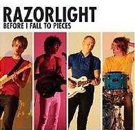 Razorlight - Before I Fall To Pieces cover