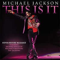 Michael Jackson - This Is It cover
