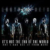 Lostprophets - It's Not The End Of The World But I Can See It From Here cover