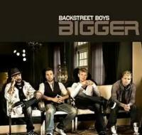 Backstreet Boys - Bigger cover