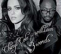 Cheryl Cole ft. will.i.am - 3 Words cover