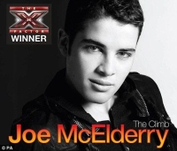 Joe McElderry - The Climb cover