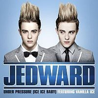 Jedward ft. Vanilla Ice - Under Pressure (Ice Ice Baby) cover