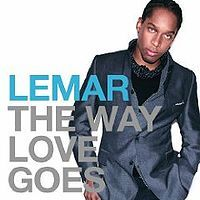 Lemar - The Way Love Goes cover