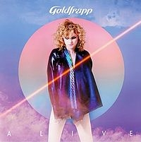 Goldfrapp - Alive cover