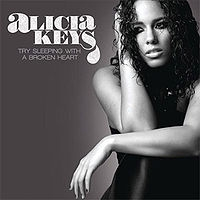 Alicia Keys - Try Sleeping With A Broken Heart cover