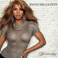 Toni Braxton ft. Trey Songz - Yesterday cover