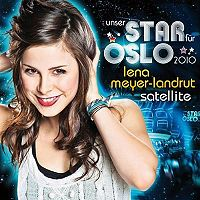 Lena Meyer-Landrut - Satellite (Germany Eurovision winner 2010) cover