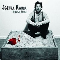 Joshua Radin - Brand New Day cover