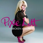 Pixie Lott - Broken Arrow cover