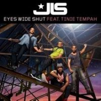 JLS - Eyes Wide Shut cover