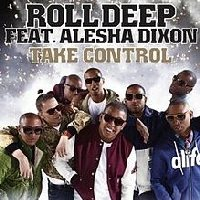 Roll Deep ft. Alesha Dixon - Take Control (no vocals) cover