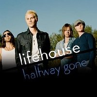 Lifehouse - Halfway Gone (no vocals) cover
