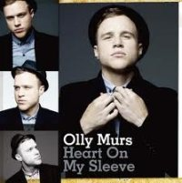 Olly Murs - Heart On My Sleeve cover