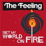 The Feeling - Set My World On Fire cover