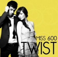 Miss 600 - Twist (radio edit) cover