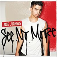 Joe Jonas - See No More cover