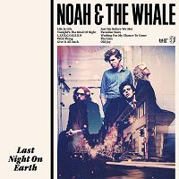 Noah and the Whale - Give It All Back cover