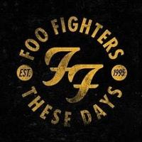 Foo Fighters - These Days cover