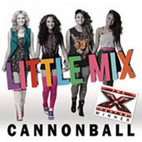 Little Mix - Cannonball (X Factor 2011 winners) cover