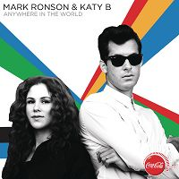 Mark Ronson & Katy B - Anywhere In The World (London Olympics anthem) cover