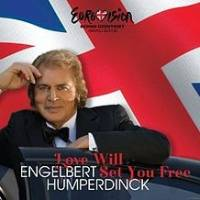 Engelbert Humperdinck - Love Will Set You Free (UK Eurovision 2012 entry) cover