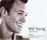 Will Young - Light My Fire cover