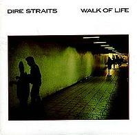 Dire Straits - Walk Of Life cover