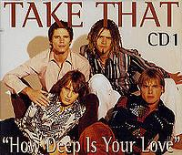 Take That - How Deep Is Your Love cover