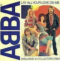 ABBA - Lay All Your Love On Me cover